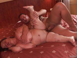 Большой толстый членом секс видео