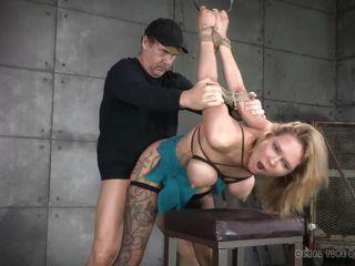Видео секс с мамой в чулках
